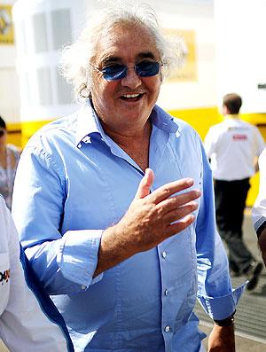 Briatore tem conta confiscada pela justiça - Crédito: Foto: AFP