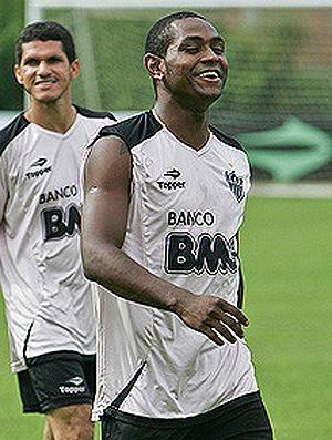 Jobson é um dos reforços do Atlético-MG para 2011  - Crédito: Foto: Bruno Cantini/ Site Oficial