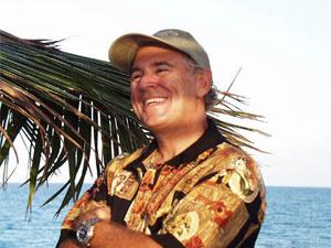 O cantor e compositor Jimmy Buffet  - Crédito: Foto: Divulgação/Myspace do artista