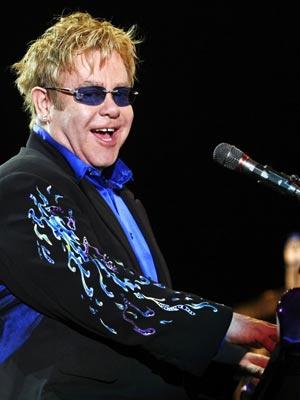 Elton John no Rock in Rio Lisboa - Crédito: Foto: AP