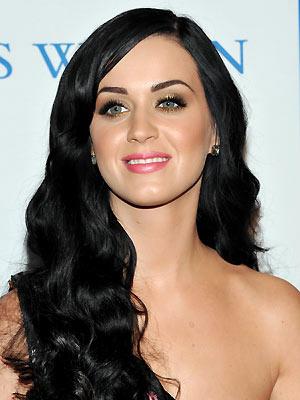A cantora norte-americana Katy Perry - Crédito: Foto: AP