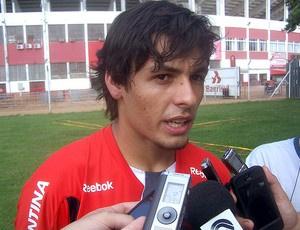 Ricardo Goulart é destaque do Inter B no Gauchão  - Crédito: Foto: Alexandre Alliatti / Globoesporte.com