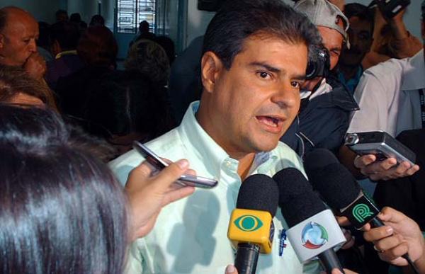O prefeito de Campo Grande, Nelsinho Trad - Crédito: PMDB