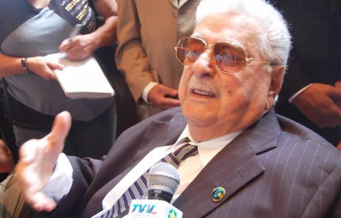 Pedrossian recebe pensão como ex-governador de MT e MS  - Crédito: Foto: Divulgação