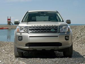 Freelander 2 é o carro mais vendido da Land Rover no Brasil - Crédito: Foto: Divulgação