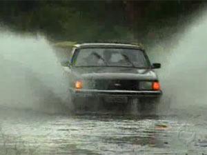 Chuva causou alagamentos em diversas áreas do Paraná - Crédito: Foto: Reprodução/RPC TV