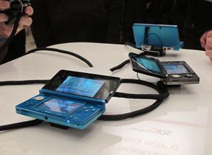 Nintendo 3DS pode chegar às lojas sem recursos on-line - Crédito: Foto: Gustavo Petró/G1