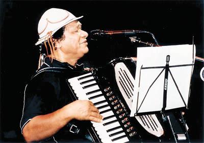 Cantor Dominguinhos - Crédito: Foto:Divulgação