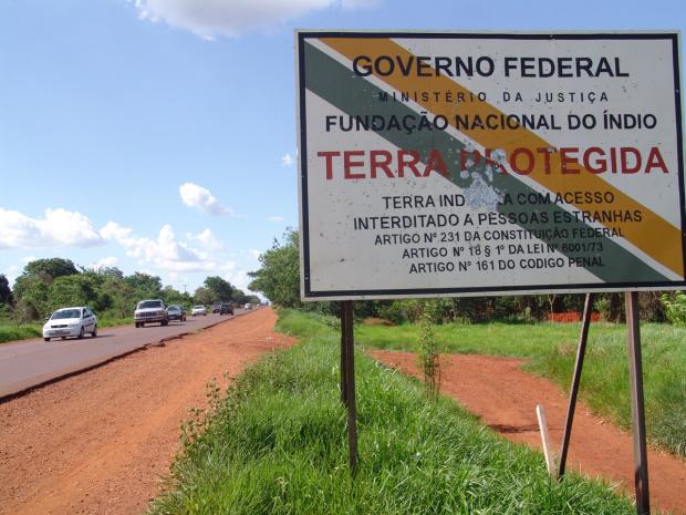 Aldeias de Dourados enfrentam problemas sócio econômicos típicos de qualquer cidade - Crédito: Foto: Hedio Fazan