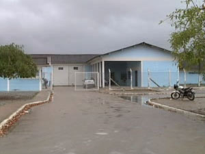 Presos são encontrados mortos em enfermaria de presídio em Maceió - Crédito: Foto: Reprodução/TV Gazeta de Alagoas