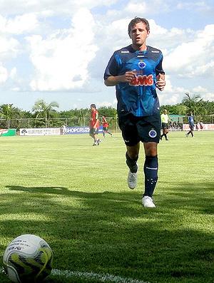 Montillo já pensa no clássico com o Galo, na terceira rodada - Crédito: Foto: Fernando Martins / Globoesporte.com