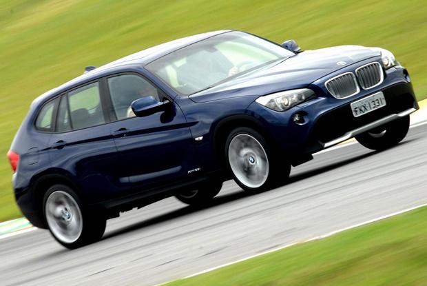 BMW X1está entre os destaques de vendas da marca - Crédito: Foto: Divulgação