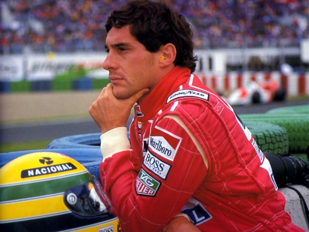 Ayrton Senna - Crédito: Foto: Divulgação