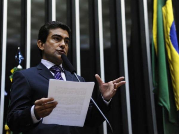 Marçal Filho tomou posse ontem em Brasília para o quarto mandato como deputado federal - Crédito: Foto: Divulgação