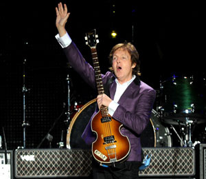 Paul McCartney - Crédito: Foto: Flavio Moraes / G1