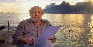 O poeta Reynaldo Jardim - Crédito: Foto: Divulgação