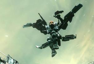 \'Killzone 3\' terá jetpack para ajudar nos combates  - Crédito: Foto: Divulgação