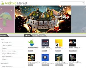 Loja de aplicativos do Android para a web  - Crédito: Foto: Reprodução