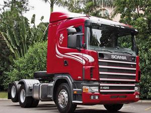 Scania - Crédito: Foto: Divulgação