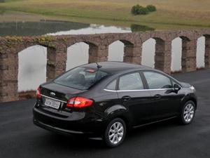 New Fiesta é chamado de \'premium\' da Ford no Brasil - Crédito: Foto: Divulgação