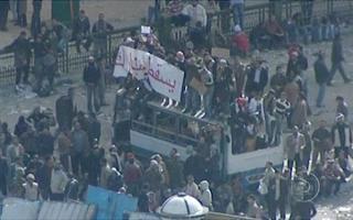 Saída imediata de Mubarak é 'apelo ao caos', diz vice-presidente do Egito -