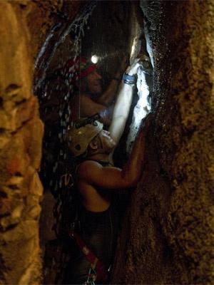 Cena de \'Santuario\' são de provocar falta de ar no espectador - Crédito: Foto: Divulgação