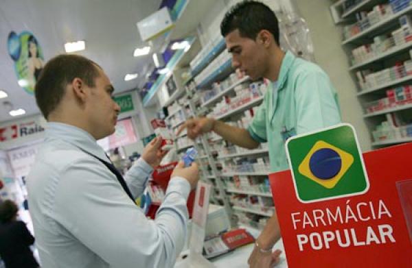 O programa Aqui Tem Farmácia Popular vai oferecer medicamentos contra hipertensão e diabetes de graça. Foto: div. -