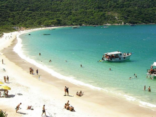 Praias de Arraial do Cabo estão entre as mais limpas do litoral do Rio de Janeiro - Crédito: Fotos: Divulgação