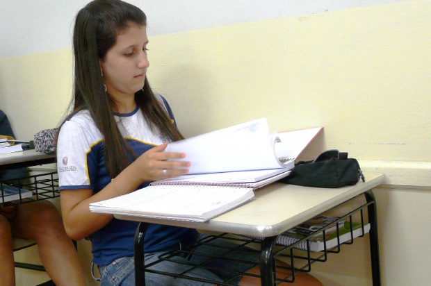Fernanda Cervantes dos Santos obteve excelente classificação - Crédito: Foto: Divulgação