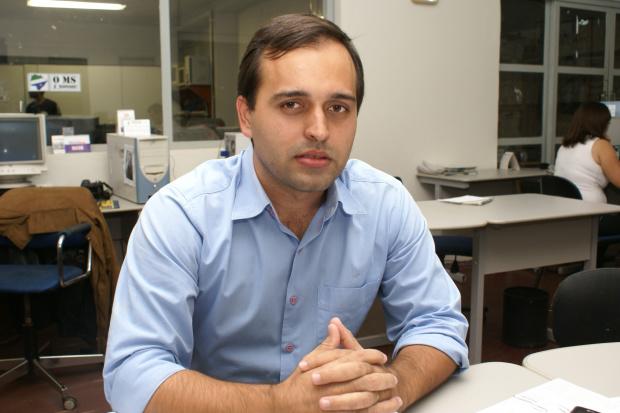 Marcelo Barros teve pedido de suspensão de Comissão Processante negada pela justiça - Crédito: Foto: arquivo/PROGRESSO