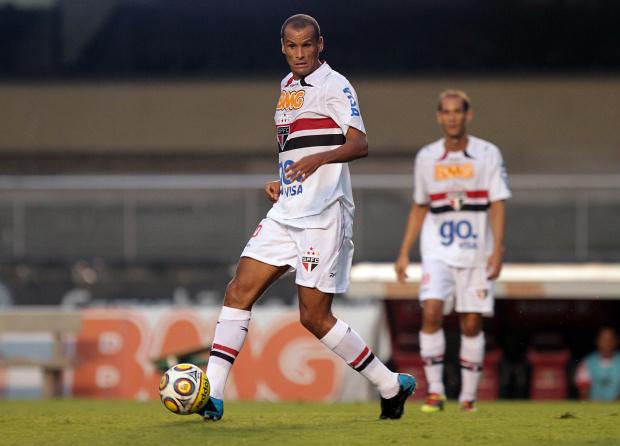 Rivaldo, meia do São Paulo - Crédito: Foto: Wander Roberto/VIPCOMM