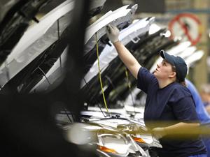 Produção de veículos registra queda, após recorde em dezembro - Crédito: Foto: Reuters