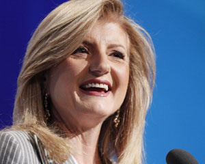 Arianna Huffington será editora-chefe do \'Huffington Post Media Group\'. - Crédito: Foto: Mark Lennihan/AP