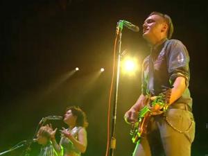 A banda Arcade Fire - Crédito: Foto: Reprodução