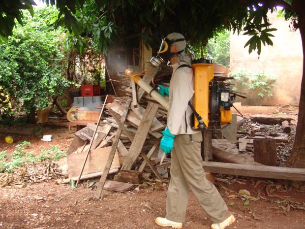 Mato Grosso do Sul mantém ações ostensivas por conta do alto risco de epidemia de dengue - Crédito: Foto: Hédio Fazan/PROGRESSO