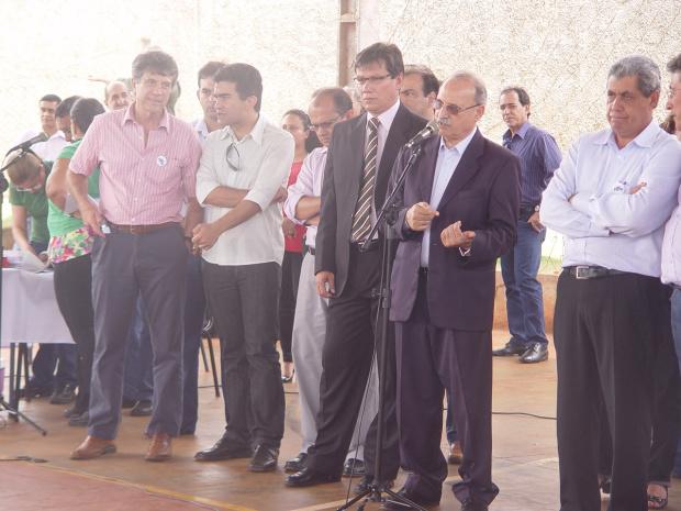Marçal Filho cobra mobilização da classe política de Dourados em favor do município - Crédito: Foto: Divulgação