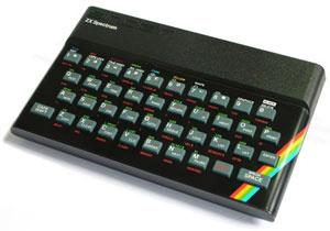 O ZX Spectrum será relançado em 2012  - Crédito: Foto: Divulgação