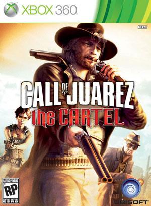 Capa do novo \'Call of Juarez\' para Xbox 360  - Crédito: Foto: Divulgação