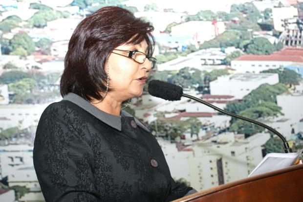 Délia diz que Saúde, Educação e Assistência Social mereceram tratamento prioritário. - Crédito: Foto: divulgação