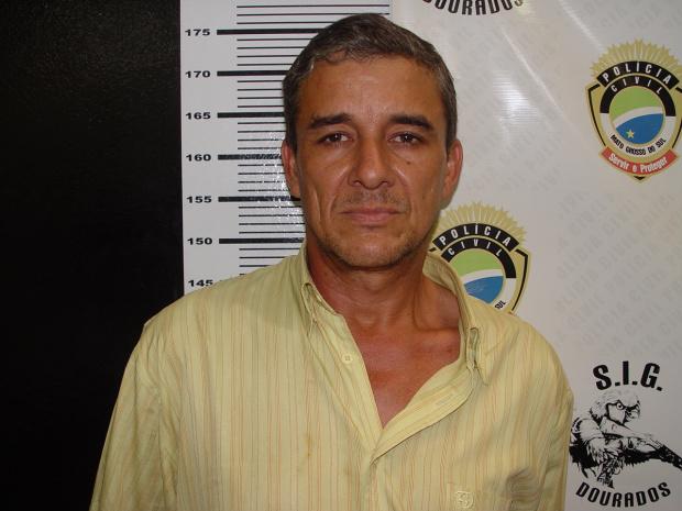 Júnior e Dirceu presos acusados de triplo homicídio - Crédito: Foto: Sidnei L. Bronka