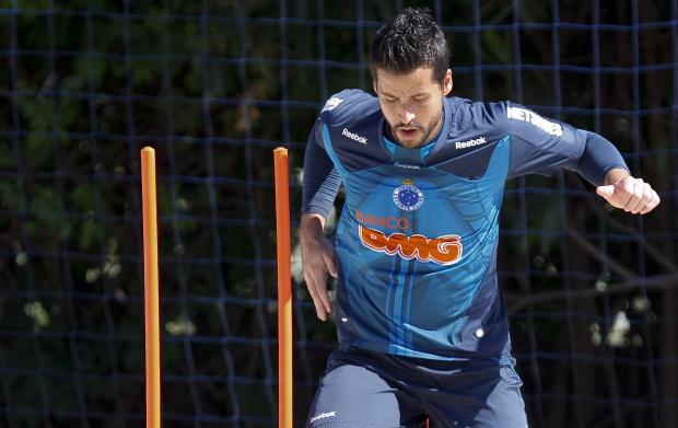 Fábio, goleiro do Cruzeiro - Crédito: Crédito: Washington Alves/VIPCOMM