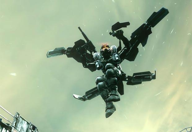 \'Killzone 3\' ganhará versão para o videogame portátil NGP. - Crédito: Foto: Divulgação