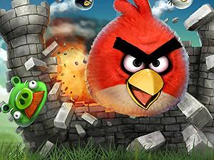 \'Angry birds\' chegará para os videogames da Nintendo - Crédito: Foto: Divulgação