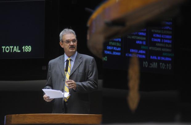 Geraldo Resende reafirma desejo de trabalhar em parceria com novo prefeito - Crédito: Foto: Janine Moraes