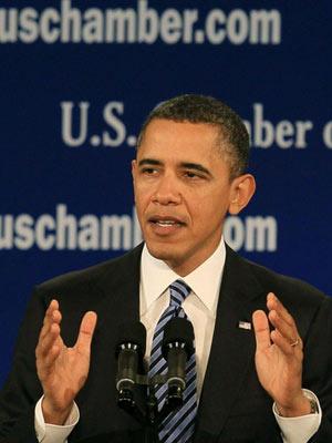 Barack OKbama - Crédito: Foto: AFP