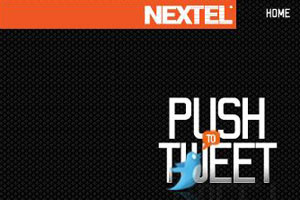 Nextel lança serviço \'Push to Tweet\'.  - Crédito: Foto: Reprodução