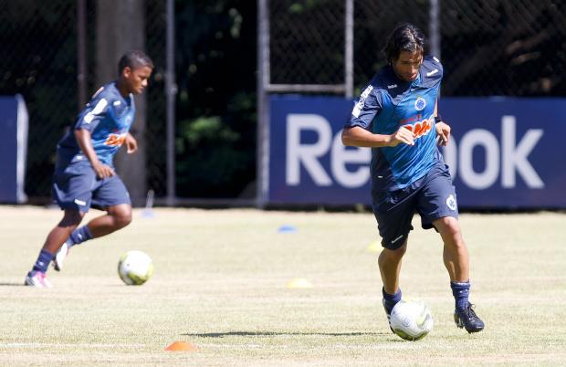 Farias, atacante do Cruzeiro - Crédito: Crédito: Washington Alves/VIPCOMM