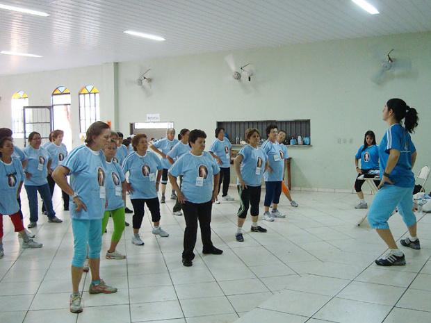 Fundesporte reinicia projeto de atividades de ginástica e dança sênior - Crédito: Foto: Divulgação