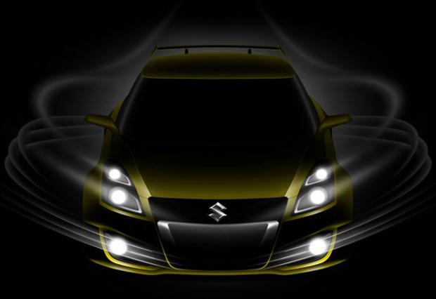 Suzuki Swift-S Concept - Crédito: Foto: Divulgação