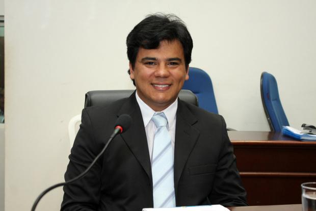 Marcelo Mourão, do PMDB - Crédito: Foto: Éder Gonçalves